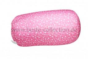 Tube Rosa Weiss- Schlauchform