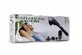 Massage Hai Wirelss Grau 2017 Netz + Akku Betrieb
