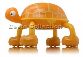 Turtle die Massageschildkröte Sandfarbe