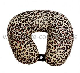 NECK Leopard - Nackenrolle